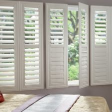Interior Window Shutters by Galaxy Draperies of Los Angeles, CA