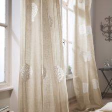 Decorative Linen Curtains