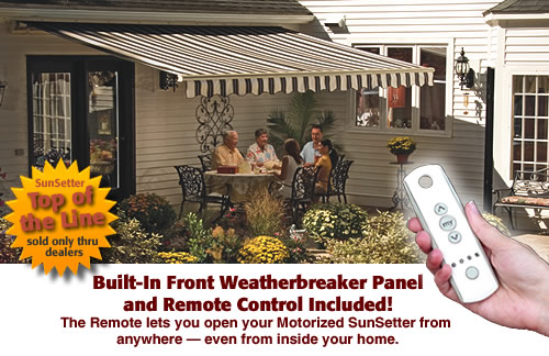 Awnings For Home Or Office