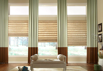 Decorative Window Blinds and Shades