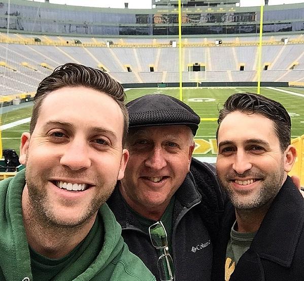 David, Matt, And Rick