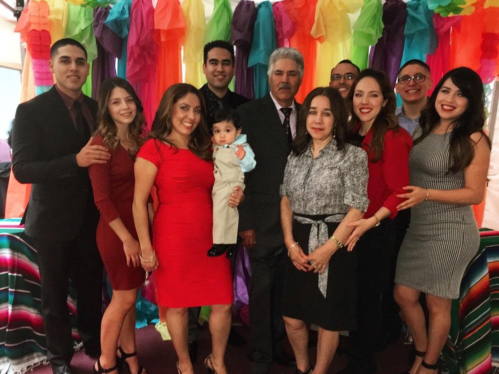 Daisy Guzman Family