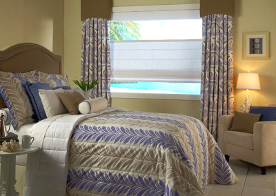 Custom Bedding & Window Coverings