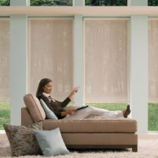 Motorized Window Treatments for Home Automation