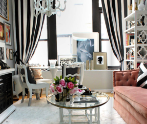 Hollywood Glam Decorating