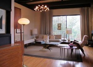 50s-Styled-Living-Room-Design