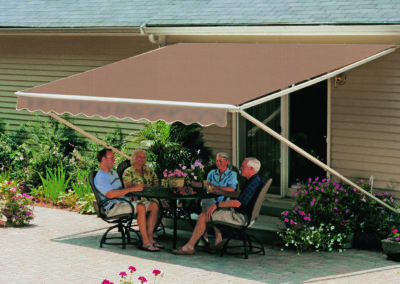 Outdoor Patio and Deck Awnings