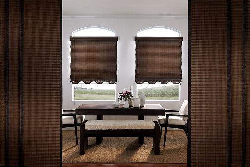 Window Blinds and Shades by Galaxy Draperies