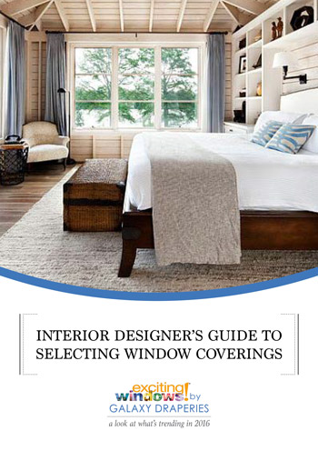 Interior Designer 39 S Guide To Selecting Window Coverings