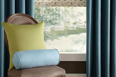 Custom Bedding and Upholstery