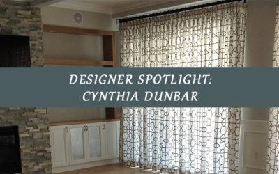Designer Spotlight: Cynthia Dunbar