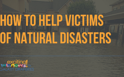 How to Help Victims of Natural Disasters