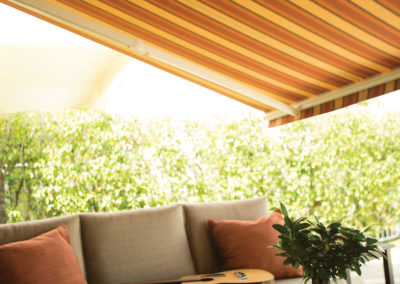 Blocks 99% of direct UV radiation and prevents sun damage to your furniture.