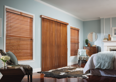 Cover doors and windows with ease, while adding texture and detail to your room.