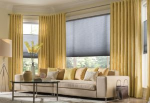 curtain panels and shades