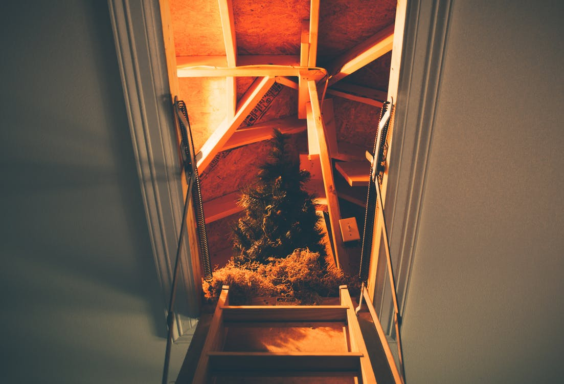 Your home's indoor heat may be going up into your attic.