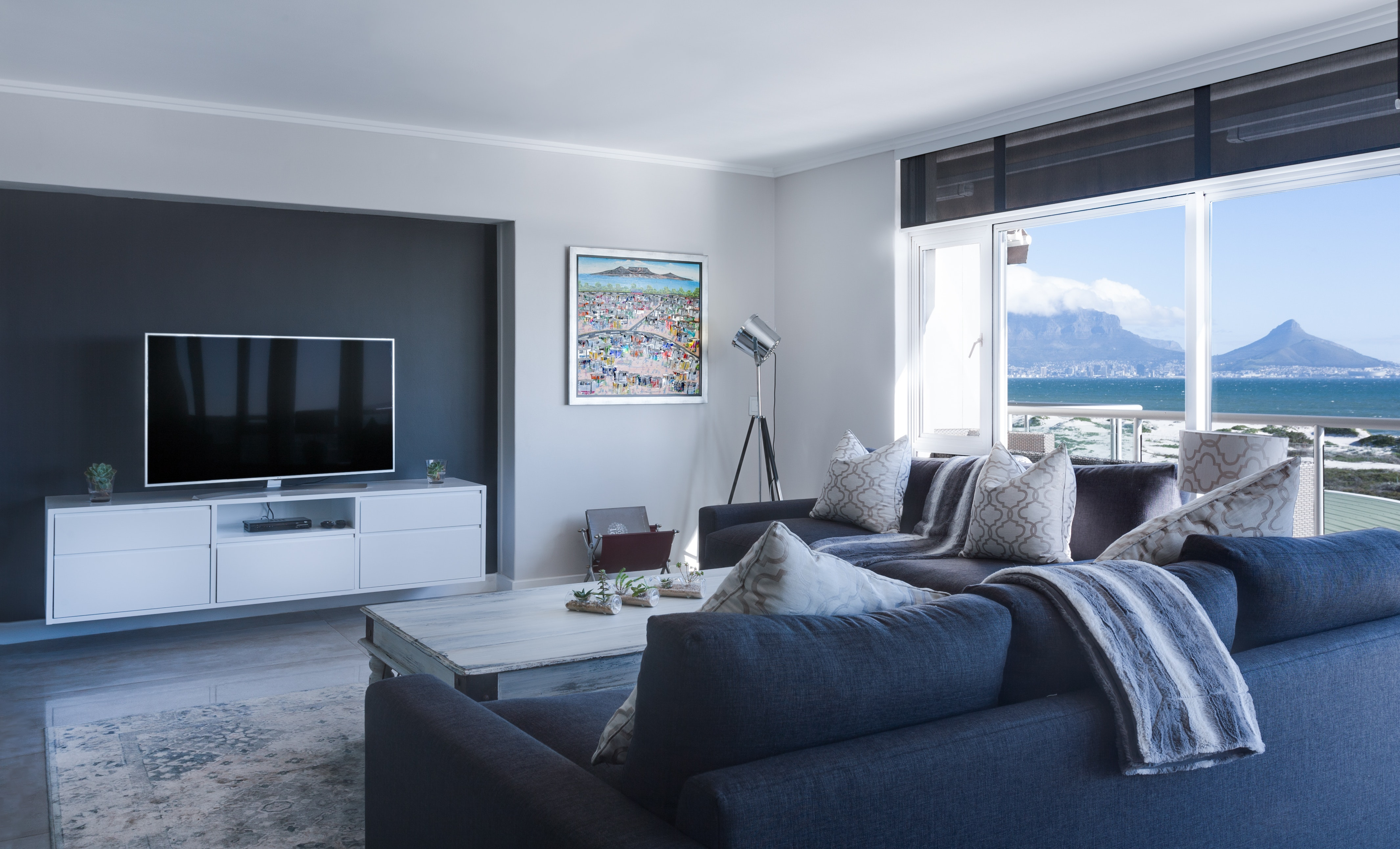 Floor Length Window Treatment Ideas: Living Rooms