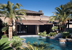 Retractable awnings West Hills